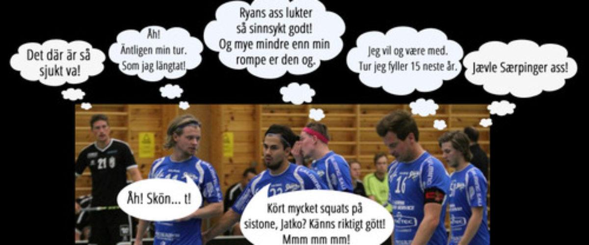 Kvartsfinale 3: Gjelleråsen – Sarpsborg