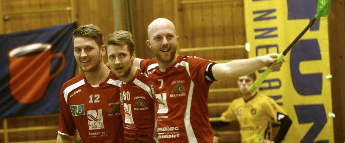 Lars Erik Torp en av finalens profiler