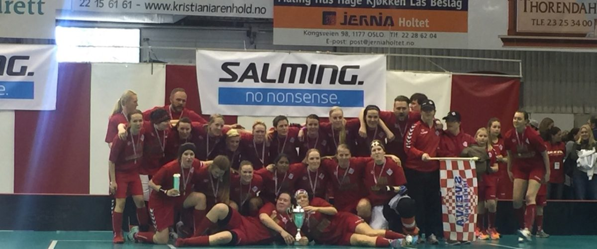 NM gull til Sveiva!!!!
