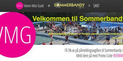VMG + Sommerbandy = Sant
