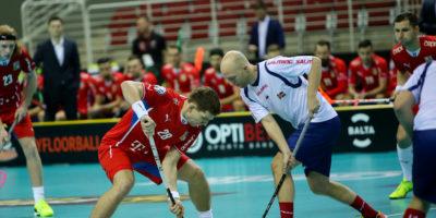 Tsjekkia ble for tøft for Norge
