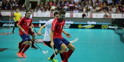 Norge tar 3:e plassen etter uavgjort mot Latvia