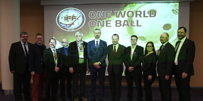 IFF styret – de som skal lede vår idrett