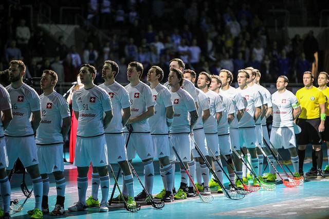 Sveits tar 3 plass