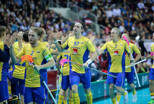 Sverige rullet videre til Finalen