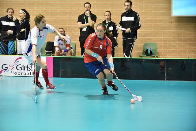 Norge vinner sin 2 kamp
