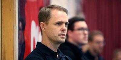 Mikael Hill tar over som landslagssjef for Sverige Herrer