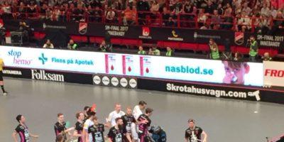 SM-Finale – Falun vinner en tett og spennende kamp.