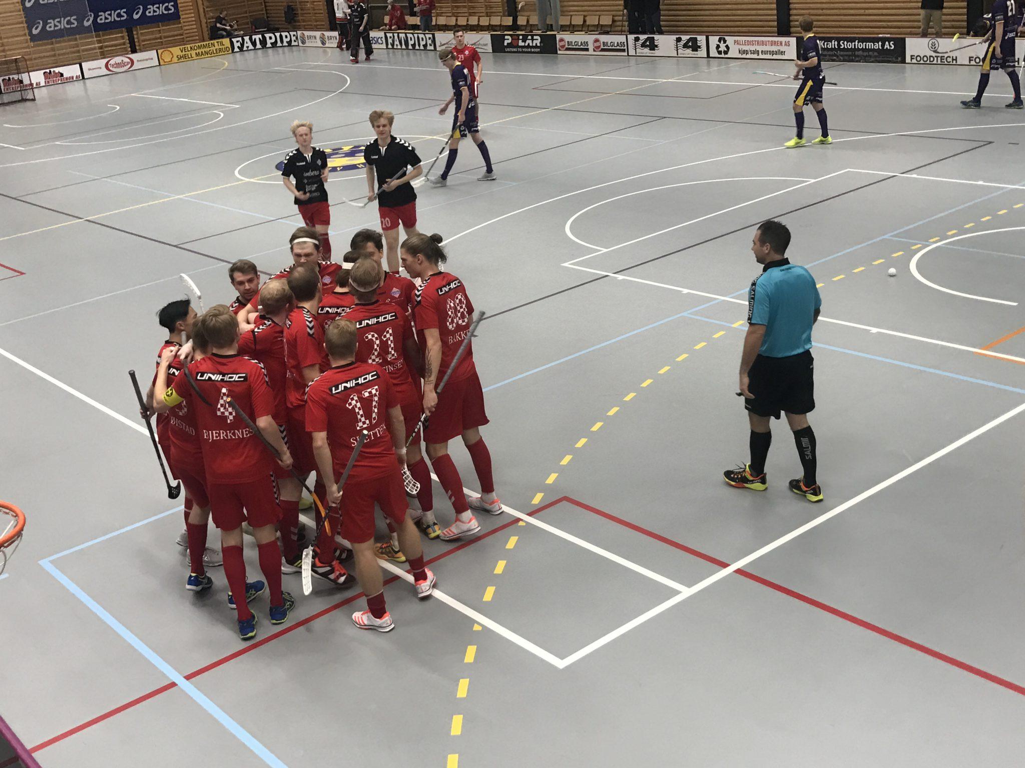 Semifinale to mellom Sveiva – Slevik spilles i kveld