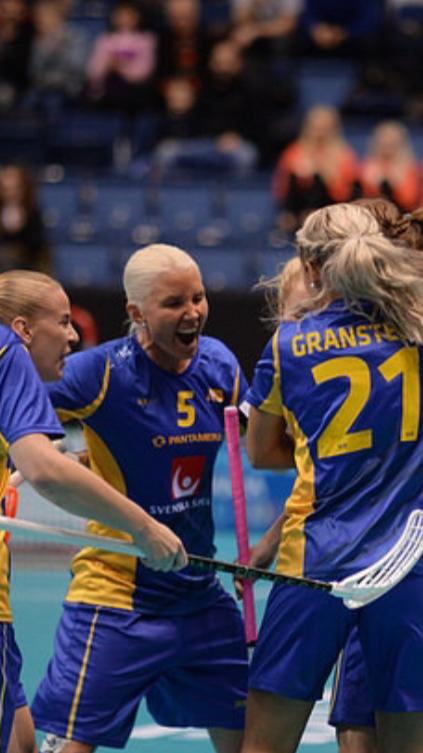 Kvalifisering gruppe 1 – Sverige kjører over Frankrike med 61-0