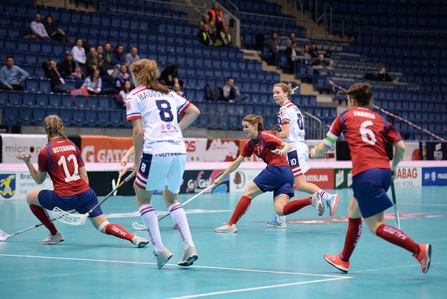Norge til kvartfinale mot Sveits