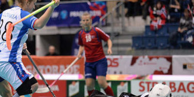 Tap for Norge mot Slovakia