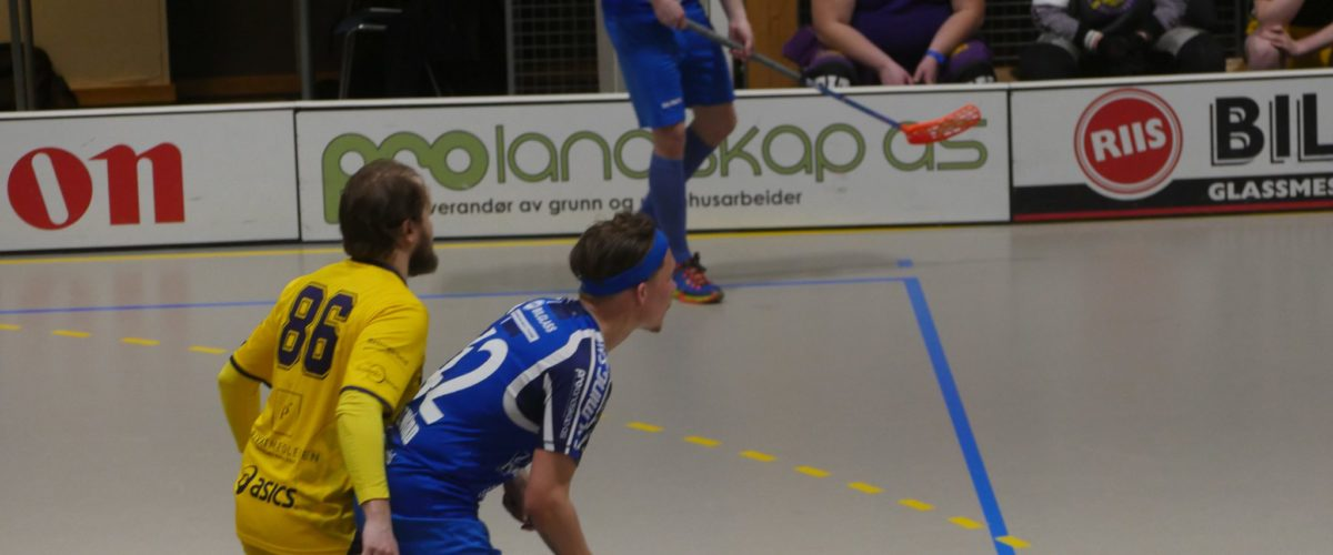 Tredje kvartfinalen mellom Sarpsborg – Tunet