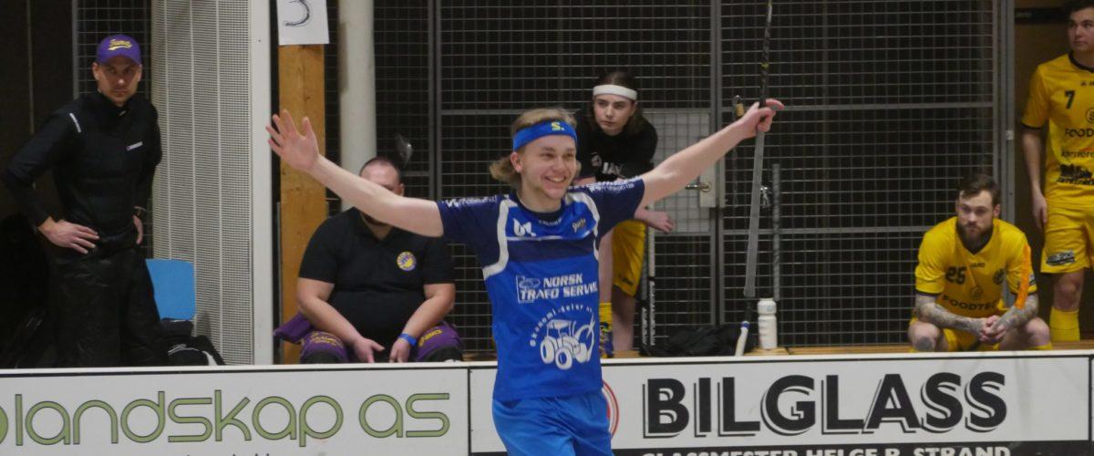 Sarpsborg til semifinale, den femte kampen fra Lasses perspektiv