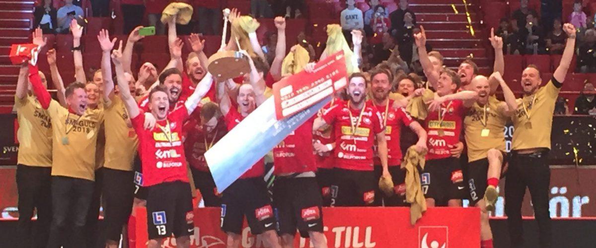 SM Finalen herrer – Storvreta mester