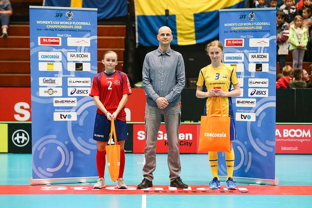 U19 kvinner – Sverige for sterke