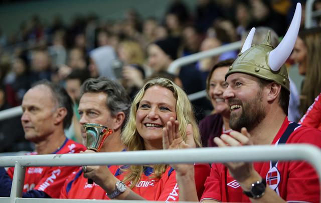 Norges spillervurdering mot Australia