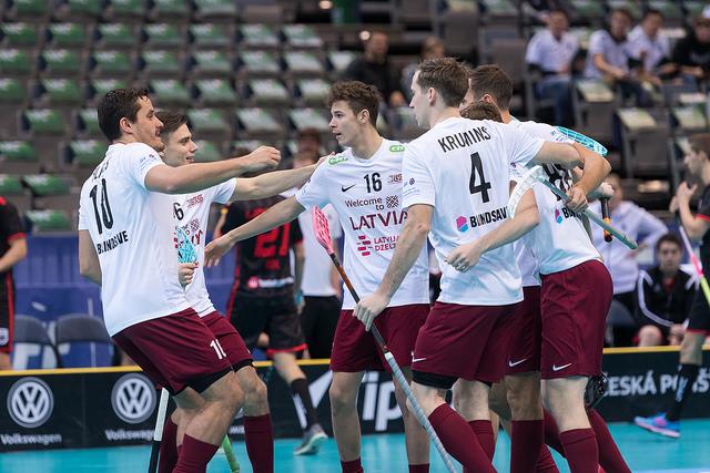 Dag 9 – Latvia – Tyskland kampen om 5 plassen