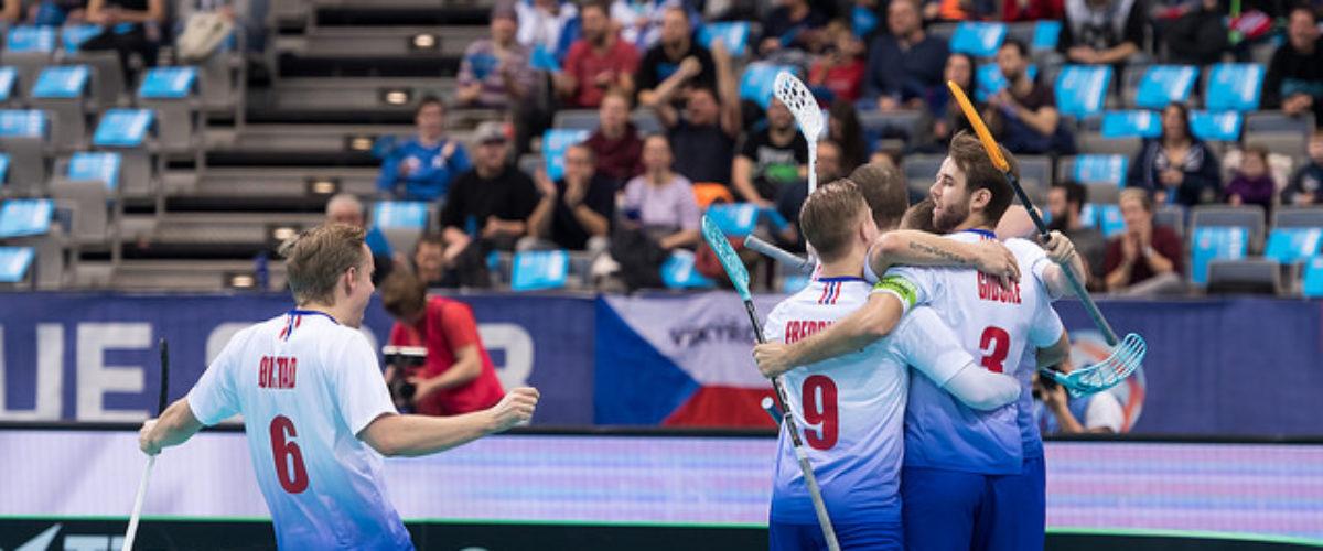 Uttakt til VM Kvalikk i Slovakia den 29 januar-3 februar