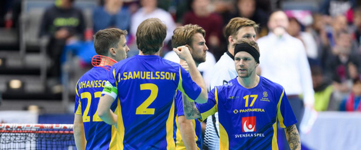 Dag 1 – Suomi – Falun 4-5