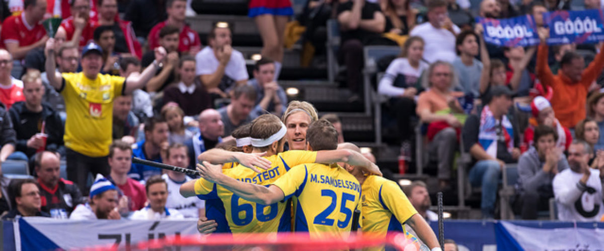 Dag 8 – Sverige – Sveits – 5-4 – Sverige er i finalen etter straffedrama