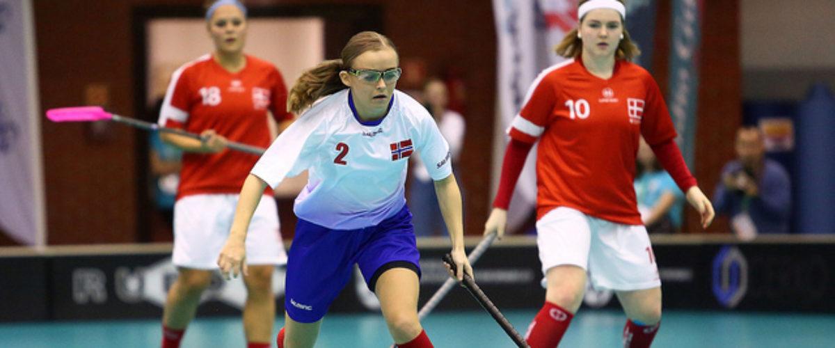 Kvalifiseringsgruppe 1 Kvinner – Norge til VM – Gratulerer