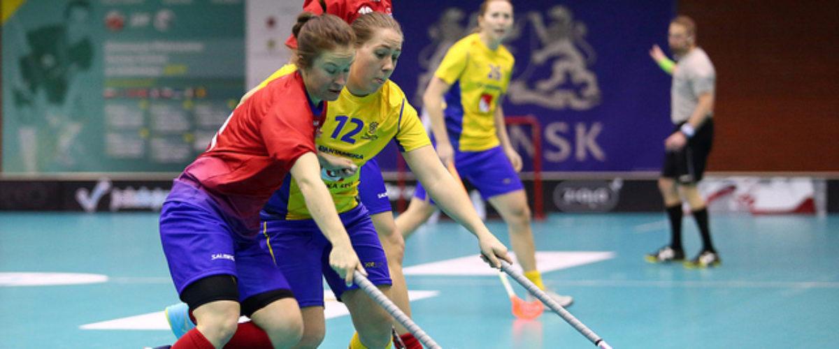 VM Grupper kvinner – Norge fikk en enkel gruppe.