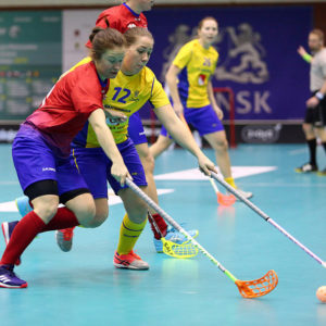 VM Grupper kvinner - Norge fikk en enkel gruppe.