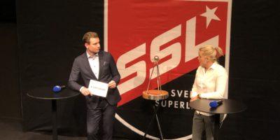 Pressekonferanse SM-Finaler (Cosmos – Quality Hotel Globen)