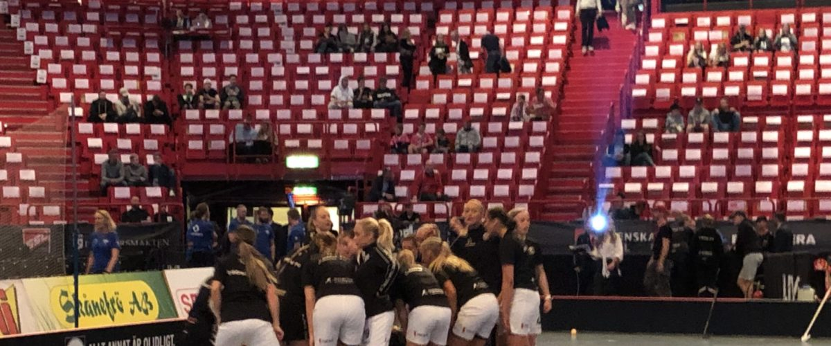 SM Finalen – Før kampen Kais Mora vs Täby