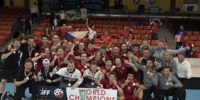 Norge til B gruppen – Tjekkia verdensmester