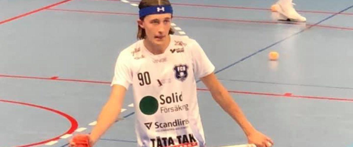 Kämpe spiller for Helsingborg mot Slevik og Greåker – kontraktsløs