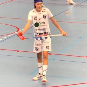 Kämpe spiller for Helsingborg mot Slevik og Greåker - kontraktsløs
