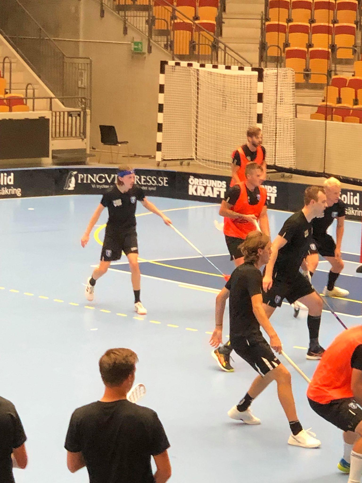 Talent trener med Helsingborg
