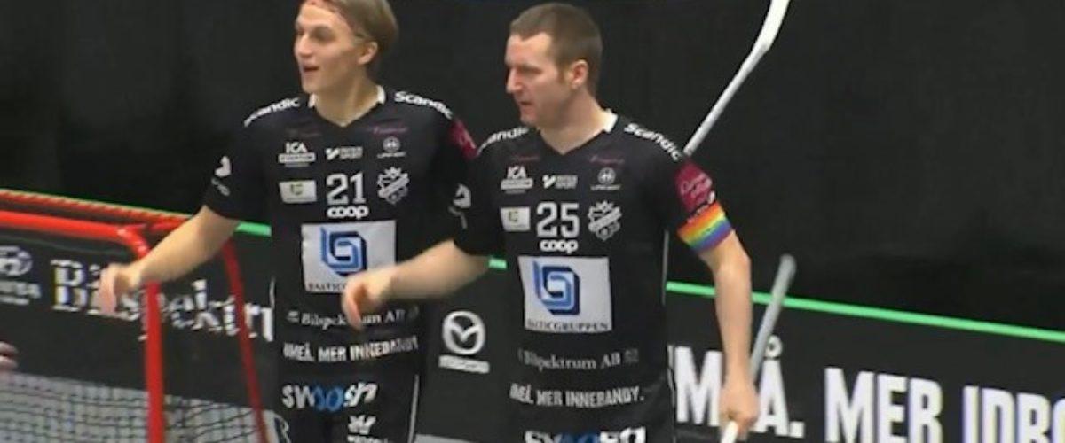 Kronberg setter sitt 600 poeng for Dalen.