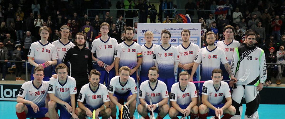 VM Trekningen er klar – Norge i en vanskelig pulje