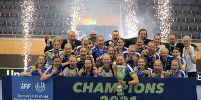 VM Finale J19 – Finland vinner i sudden death
